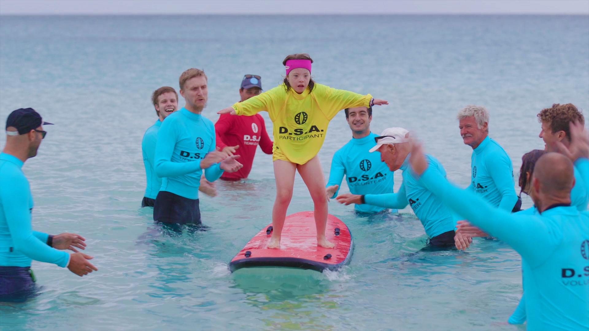 Doral sponsor Disabled Surfers Association Australia