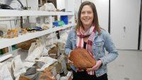WA Student Scientist of the Year Morgan Cox
