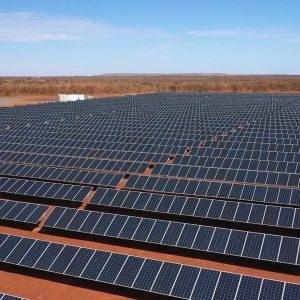 Granny Smith solar farm