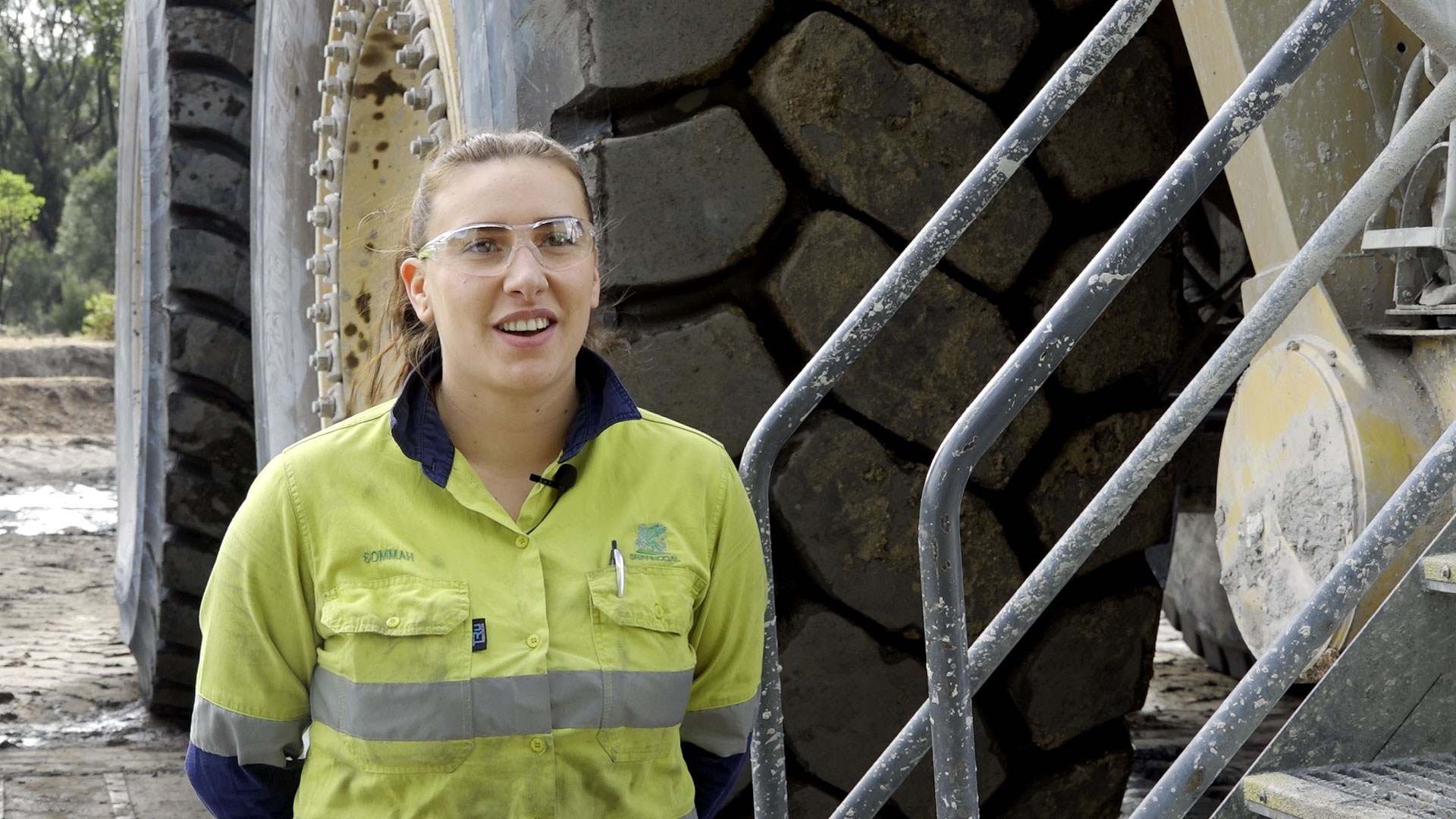 Griffin Coal apprentice Summah Marshall