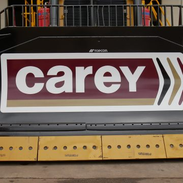 Daniel Tucker Carey Mining