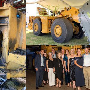 Mining Legends loader rebuild