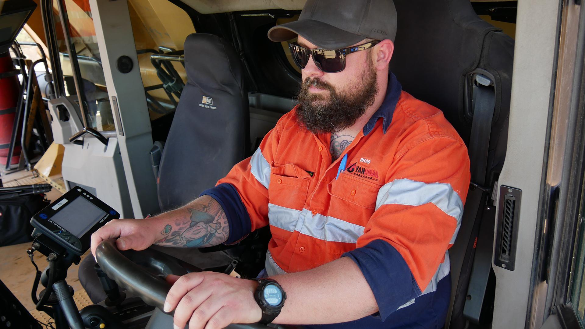 Premier Coal Guardvant system