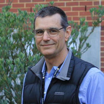 WASM Professor of Automation Robert Solomon