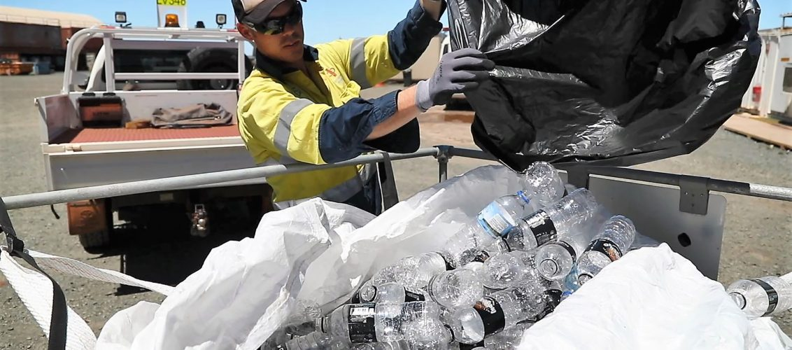 Recycling in action at CITIC Pacific Mining