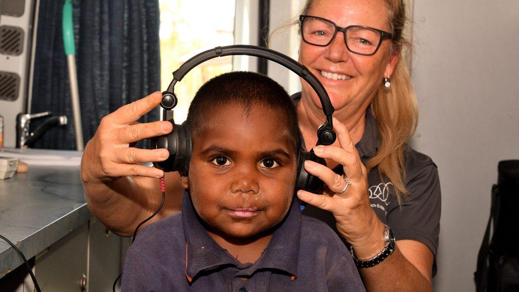Matika Whalebone Chevron Ear Health Program