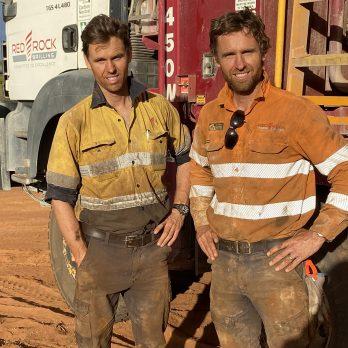 Henry and Johnathan Taitt